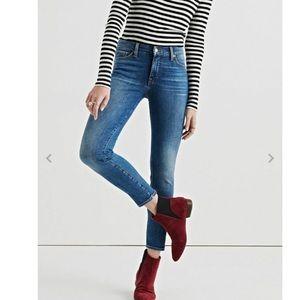 Lucky Brand Women's Hayden Crop Jeans Size 8/29